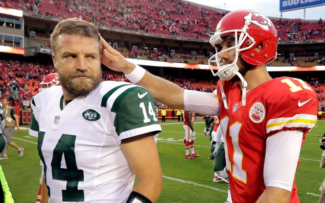 "Ryan Fitzpatrick And The Jets Were ""Shitty All Around"""