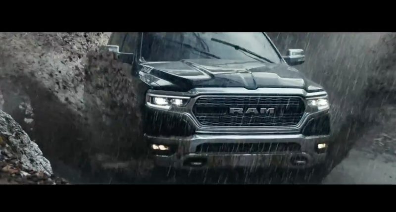 @RamTrucks  via Twitter screenshot