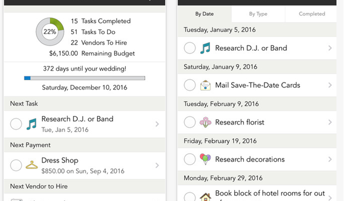 The Best Tools to Simplify Your Wedding Planning