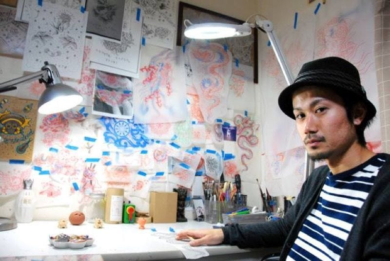 Foto: Save Tattooing in Japan]