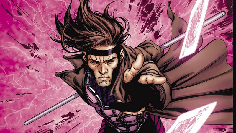 Illustration for article titled What On Earth Could Make Channing Tatum Leave Gambit?