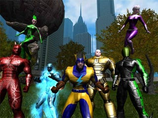 Illustration for article titled Return To City Of Heroes For Double The XP