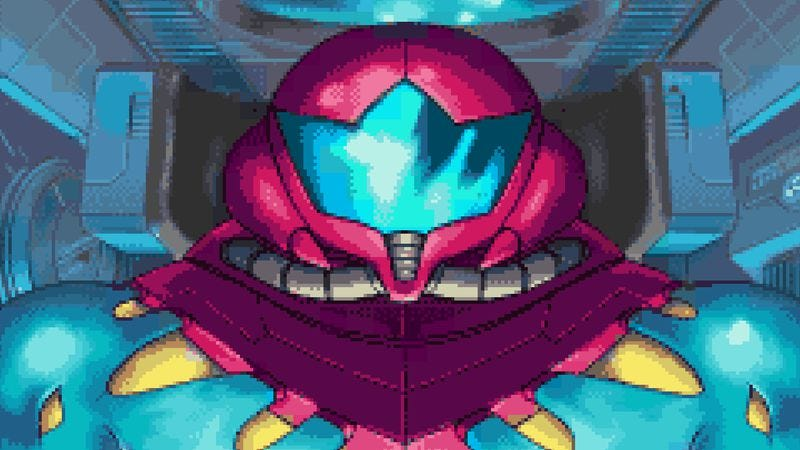 Illustration for article titled Metroid Fusion overcame the series revival challenge by taking it head on