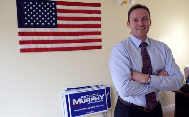 Report: Rich Kid Democratic Challenger for Marco Rubio's Senate Seat Vastly Overstated His Business Experience
