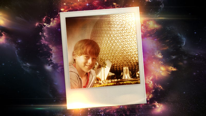 Li'l Star-Lord at Epcot. Image: Disney Parks Blog