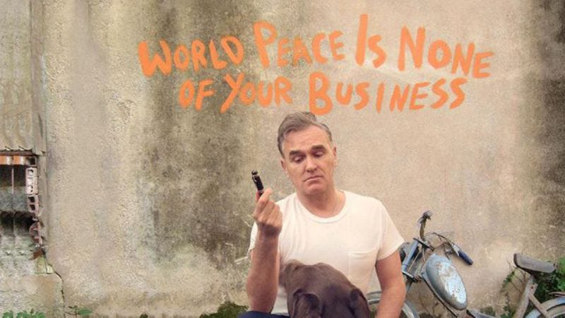 Illustration for article titled Morrissey says he'll never perform live in the U.K. again