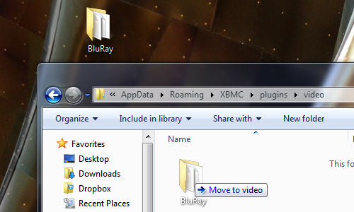 How to Enable Blu-Ray Playback in XBMC