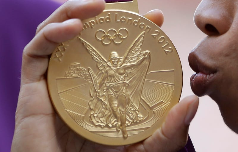 Foto tomada durante los Juegos Olímpicos de Londres 2012.