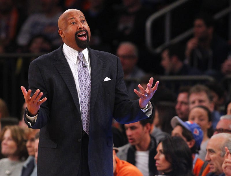 Illustration for article titled Knicks Fire Mike Woodson