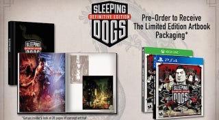 Illustration for article titled Deals: Sleeping Dogs Definitive, Fox Searchlight Collection, 2DS