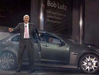 Illustration for article titled Bob Lutz To Retire At End Of 2009!