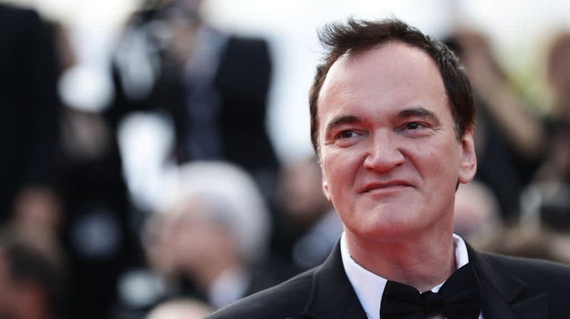 Illustration for article titled Quentin Tarantino's Movie Theater Takes Out Restraining Order Against 'Deranged Man'