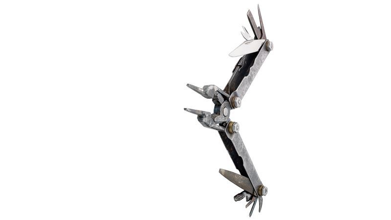 Illustration for article titled How A $300 Fiat Inspired The First Leatherman Multitool