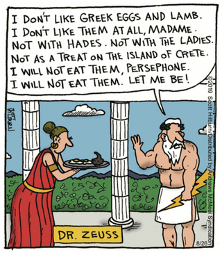 The Argyle Sweater by Scott Hilburn for August 26, 2019 (Go Comics)