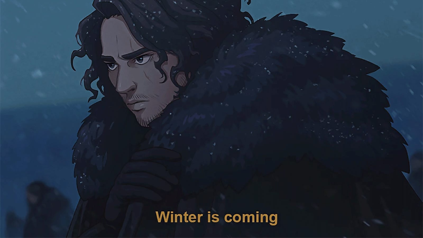 If Game Of Thrones Was An Anime
