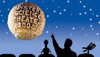 Illustration for article titled How did MST3K pick those terrible, terrible movies?