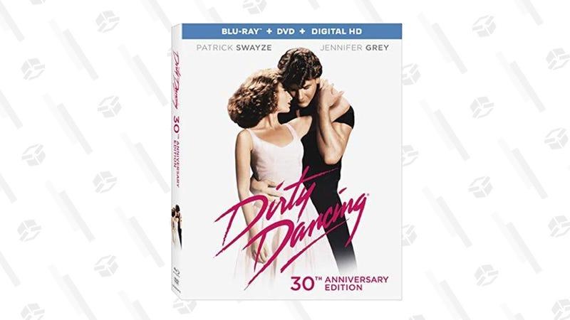 Dirty Dancing: 30th Anniversary Digital Blu-ray | $5 | Amazon