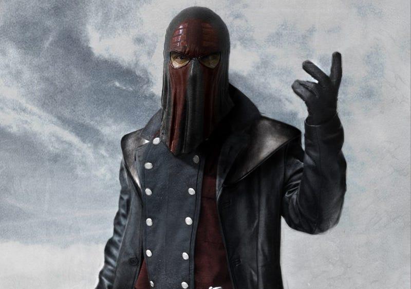 Illustration for article titled  G.I. Joe: Retaliation concept art shows off a very different Cobra Commander