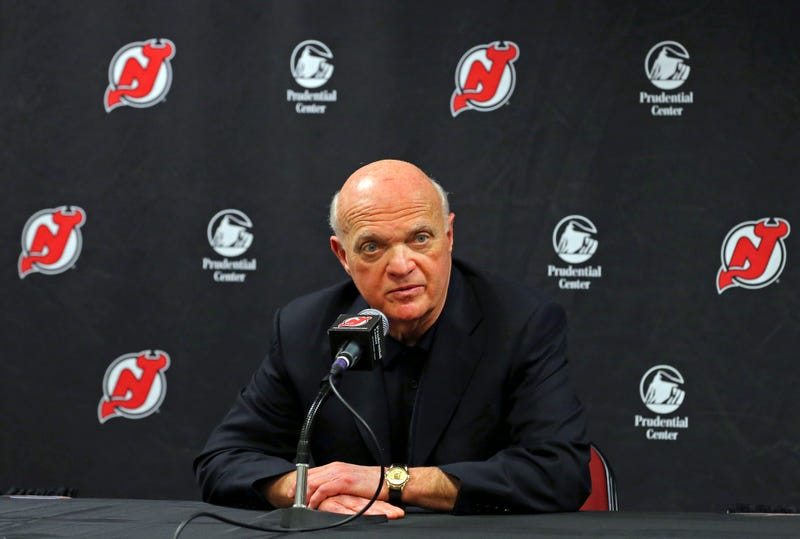 Illustration for article titled The Devils Now Have Three Head Coaches And Four Players With Mumps