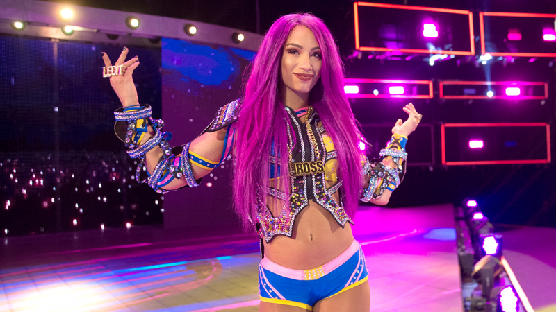 Sasha Banks And Luke Harper Want Out Of WWE, But That's Easier Said Than Done