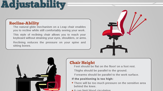 Illustration for article titled What to Look for in an Ergonomic Office Chair