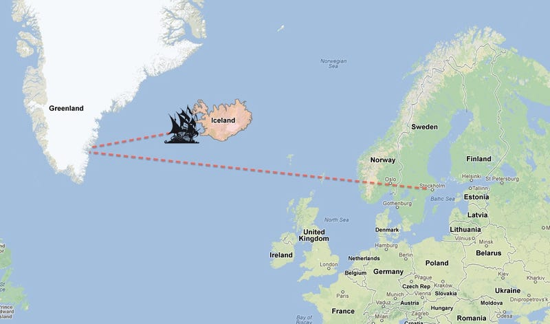 Illustration for article titled The Pirate Bay se muda a Islandia