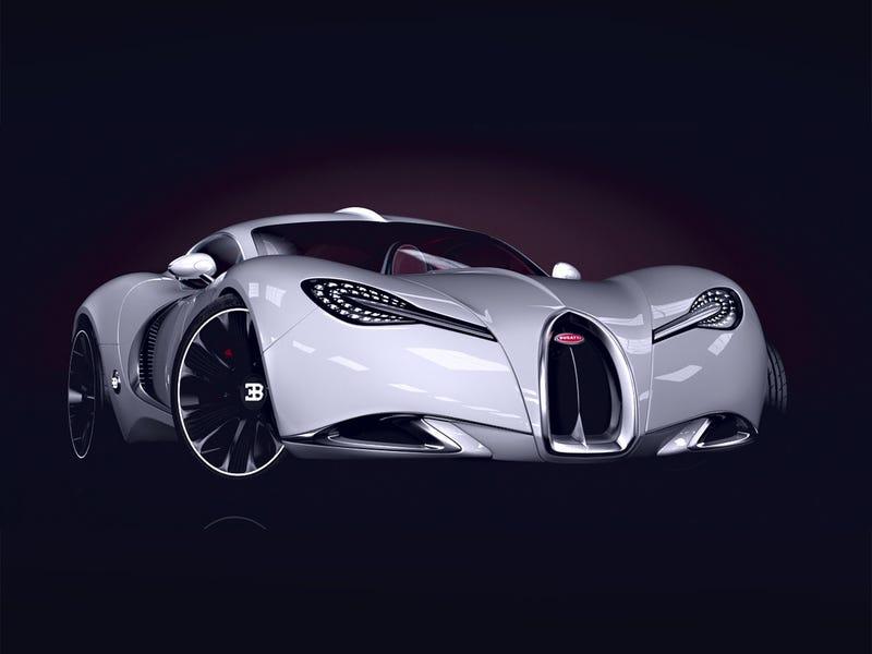 Illustration for article titled The Bugatti Gangloff Concept: Where Bugatti needs to go.