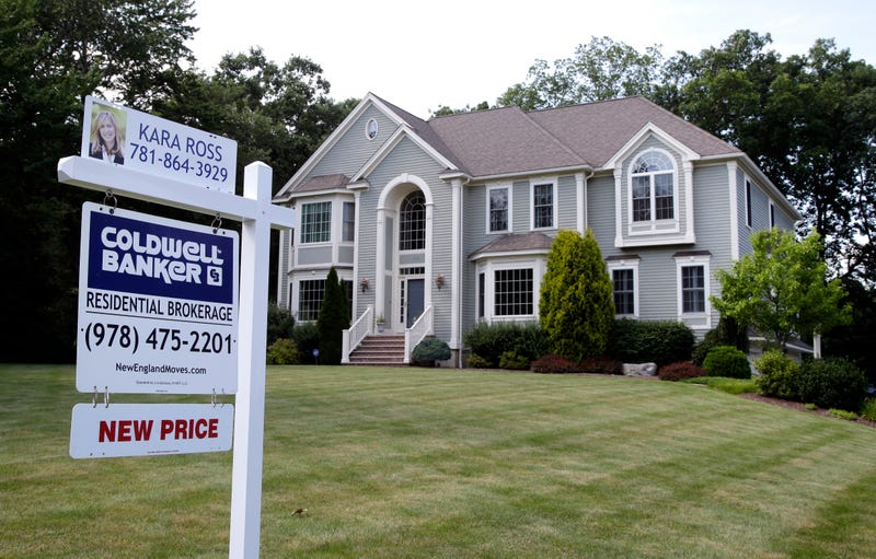 If you buy this hideous McMansion, you can tell the government where to spend $52 billion a year. (AP)
