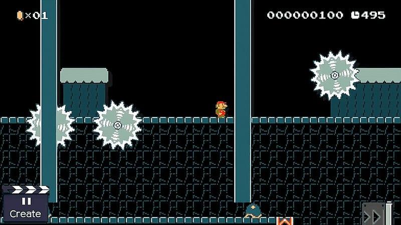 YouTuber Recreates New Super Mario Maker 2 Features In