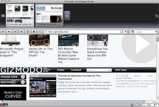 Illustration for article titled Opera 10 Beta Adds Visual Tabs, Server-Side Compression