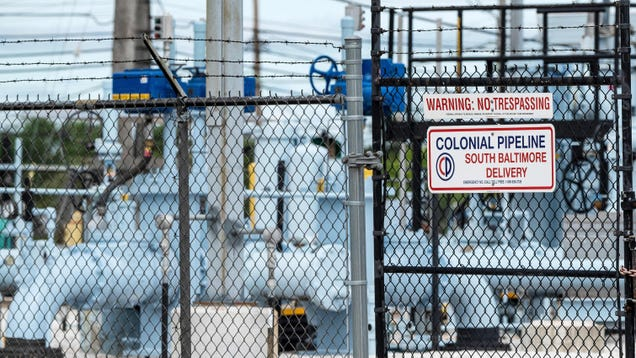 Colonial Pipeline Reportedly Paid Hackers $5 Million for Decryption Key That Wasn t Very Useful