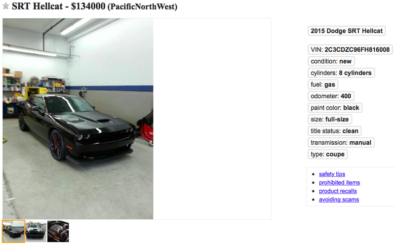 The Ten Worst Deals On Craigslist Right Now
