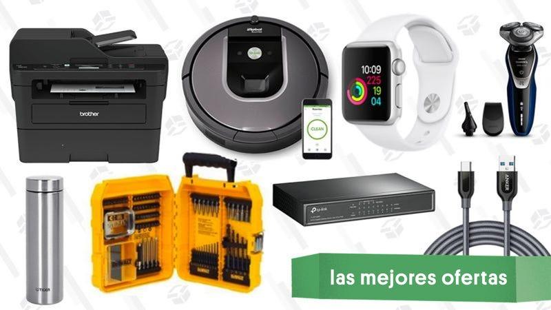 Illustration for article titled Las mejores ofertas de este miércoles: Dispositivos de internet, Apple Watch, 20% en eBay y más