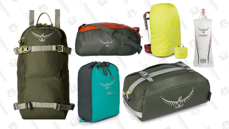 Osprey Pack Gold Box | Amazon