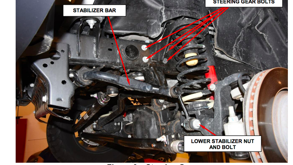 Heres How Jeep Will Fix The New Wranglers Faulty Frame Welds 87 Wrangler Steering Wiring