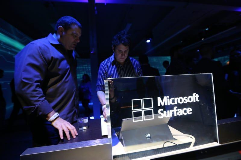 Photo: Doug Benc/AP for Microsoft