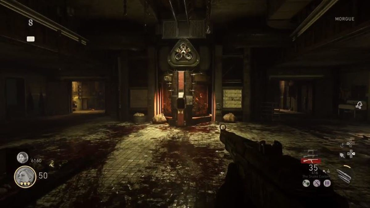 The More I Play Call of Duty: WWII Zombies, The Less I Like It