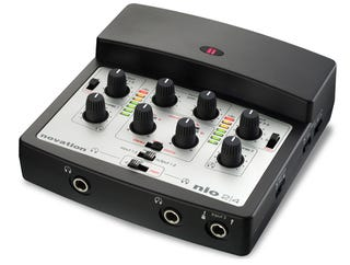 Illustration for article titled NIO 2|4 Digital Audio USB Interface Lets You Mix Your Tunes, Add Sound Effects