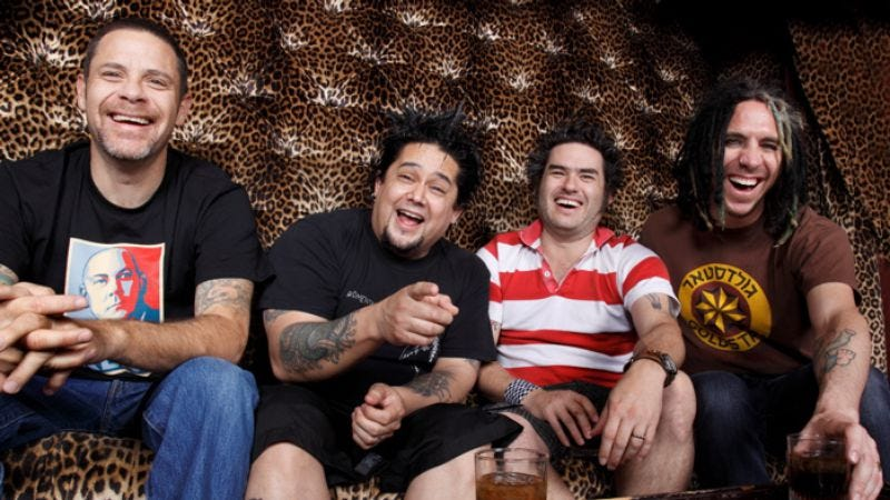 Illustration for article titled Fat Mike of NOFX