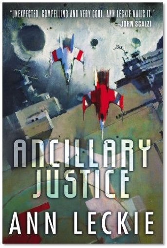 Illustration for article titled io9 Book Club reminder: Meeting 1/7 to discuss Ancillary Justice