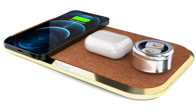 Should You Buy This $250,000 18K Gold Wireless Charging Pad?