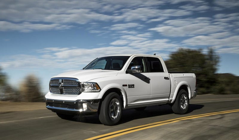Illustration for article titled Everyone Wants A 2014 Ram 1500 EcoDiesel