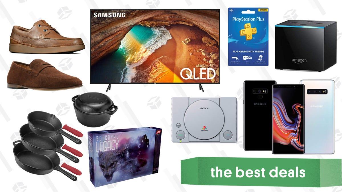 Friday's Best Deals: E3 Gaming Deals, Samsung QLED TVs