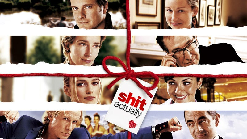 Love actually xmas song