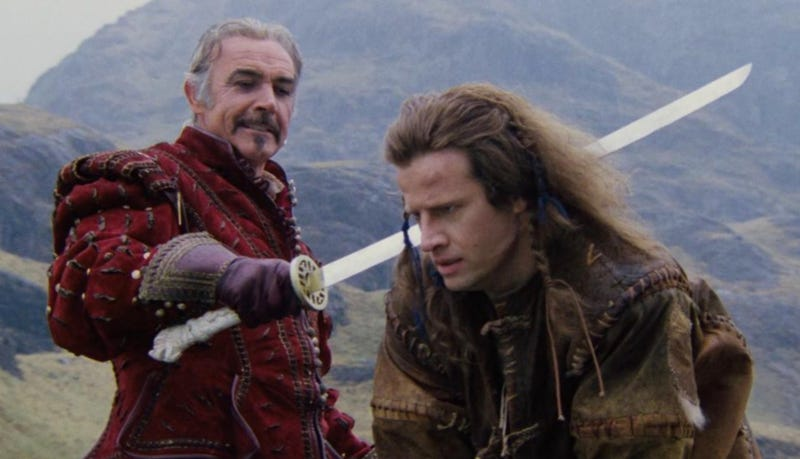 The franchise potential behind Highlander may be decapitating its return.