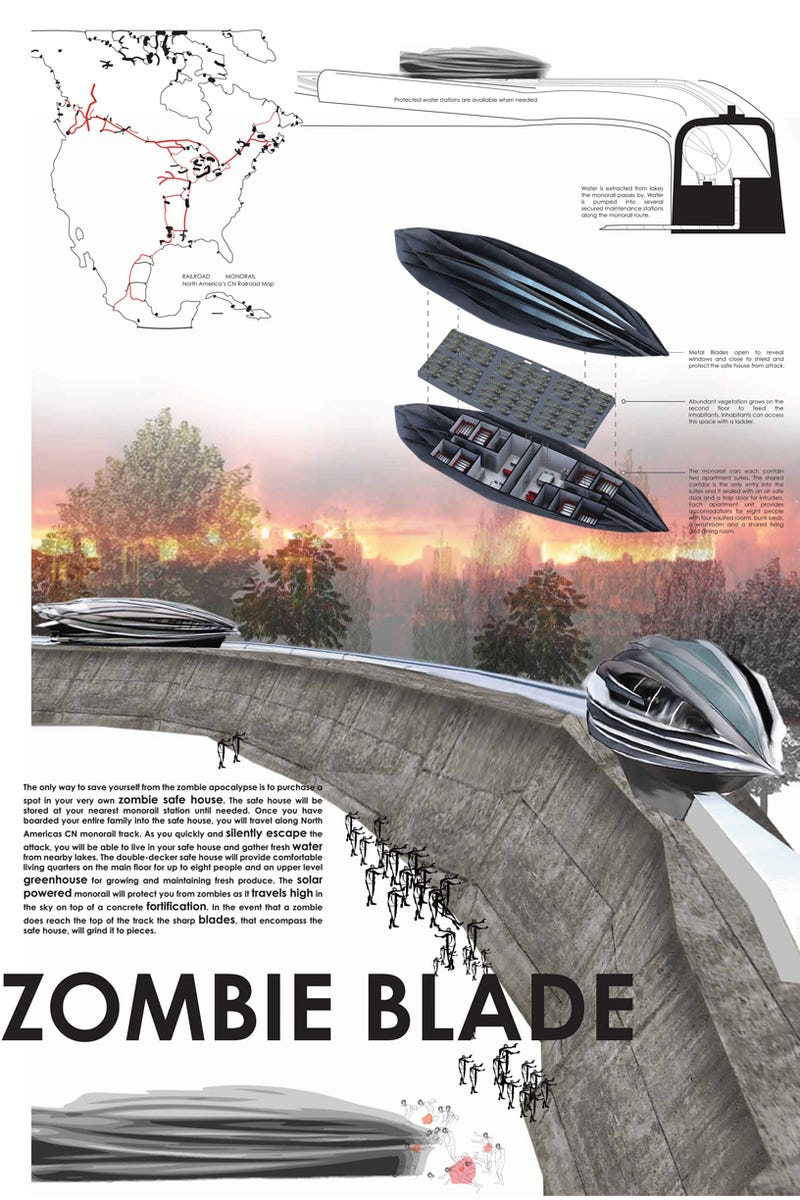 Zombie Apocalypse House on Survival Shelter Floor Plans