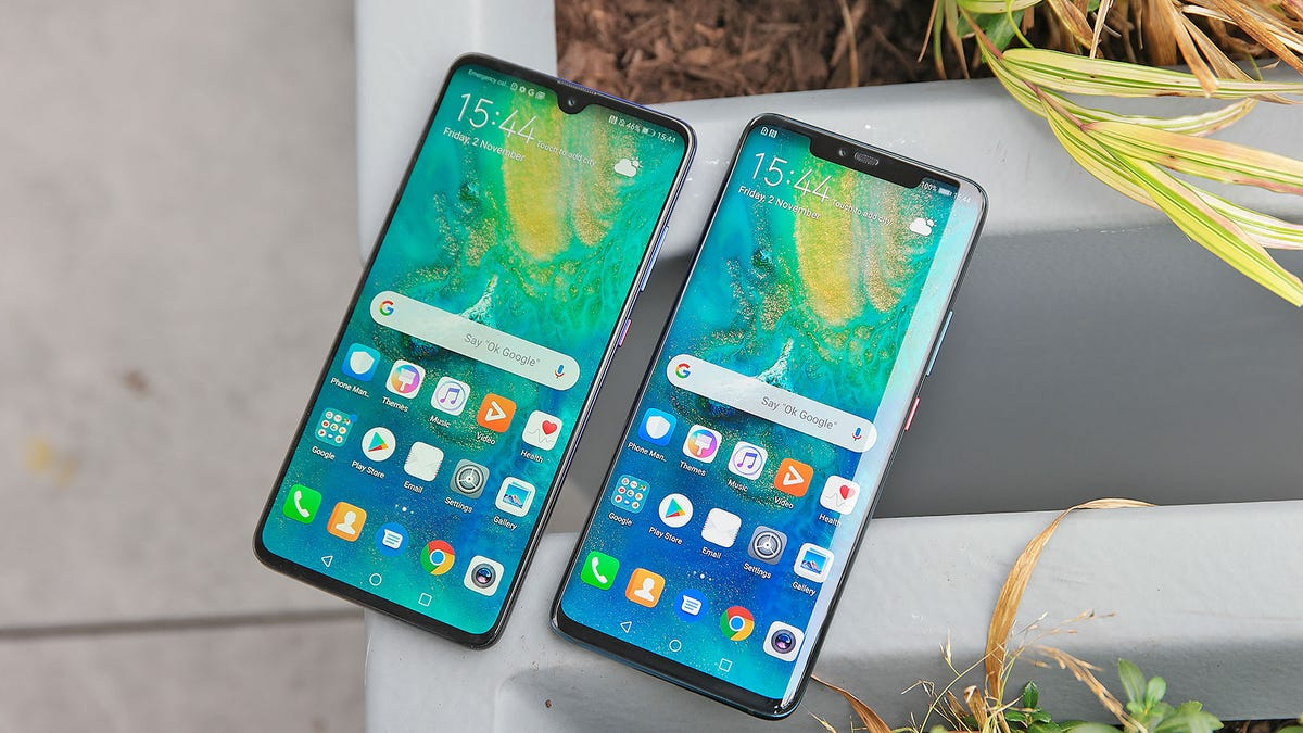Huawei's Mate 20 Pro Is a Technical Marvel