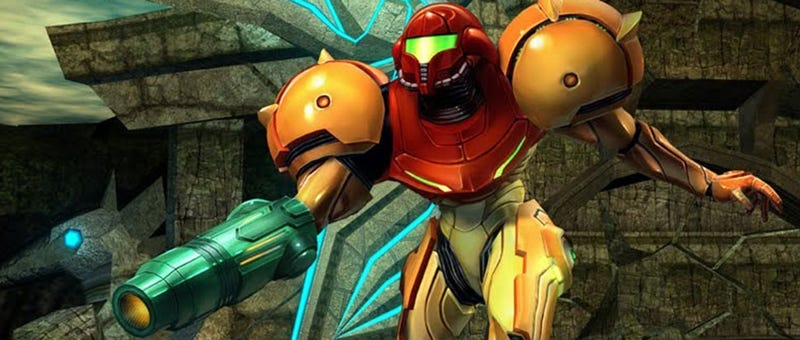 Illustration for article titled The Lucky Man Who Got To Build Samus For A Metroid Game