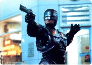 Illustration for article titled We Are All Robocop, Says Remake Director