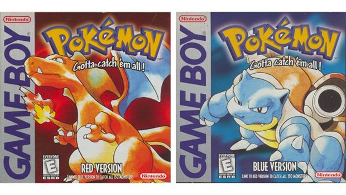 pokemon game roms for gba